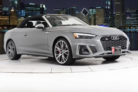 2020 Audi S5 Cabriolet:24 car images available