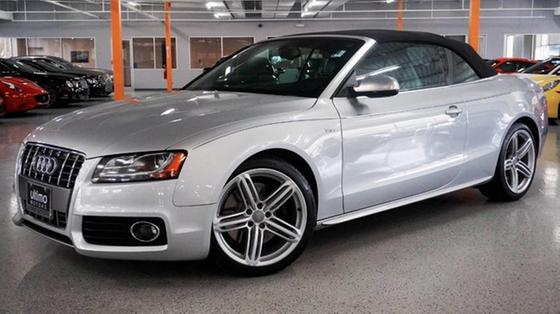 2011 Audi S5 Premium Plus:24 car images available