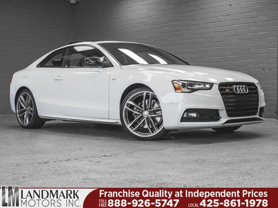 2016 Audi S5 Premium Plus:24 car images available