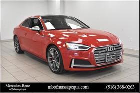 2018 Audi S5 Premium Plus:20 car images available