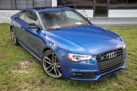 2016 Audi S5 Premium Plus
