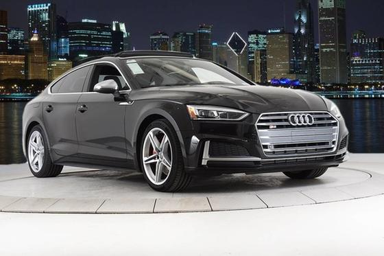 2019 Audi S5 Premium Plus:24 car images available