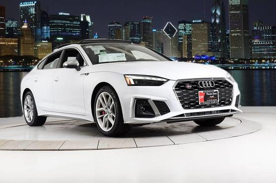 2020 Audi S5 Premium Plus:24 car images available