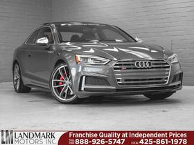2018 Audi S5 Premium Plus:24 car images available