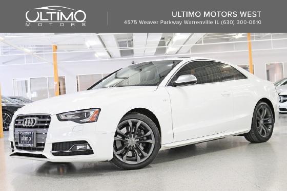 2014 Audi S5 Premium Plus:6 car images available