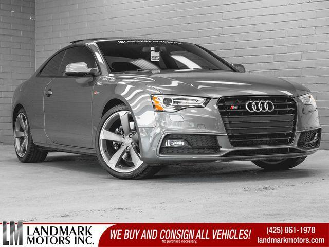 2015 Audi S5 Premium Plus:24 car images available