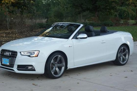 2014 Audi S5 Prestige Cabriolet:4 car images available