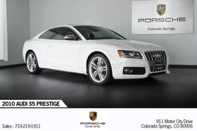 2010 Audi S5 Prestige:22 car images available