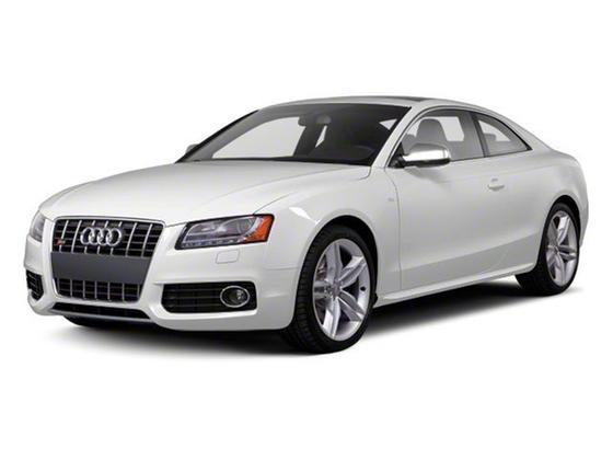 2011 Audi S5 Prestige : Car has generic photo