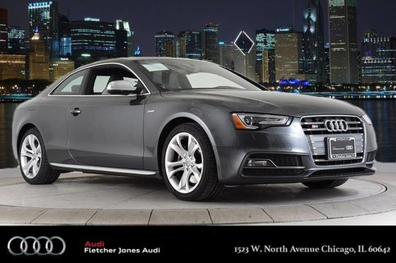 2015 Audi S5 Prestige:24 car images available