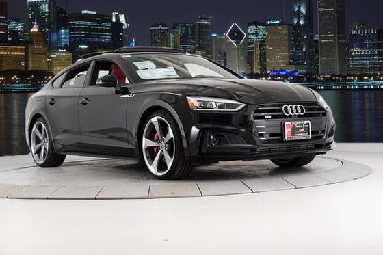 2019 Audi S5 Prestige:24 car images available