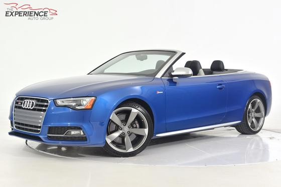 2016 Audi S5 Prestige:24 car images available