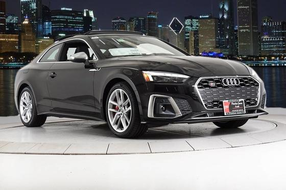 2020 Audi S5 Prestige:24 car images available
