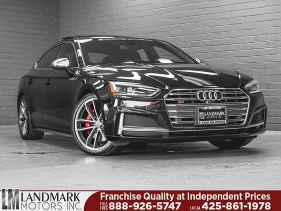 2018 Audi S5 Prestige:24 car images available