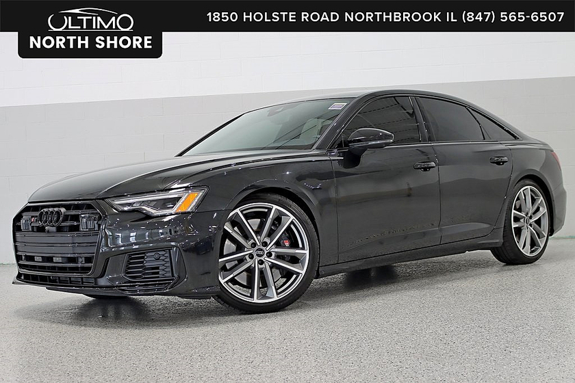2021 Audi S6 :24 car images available