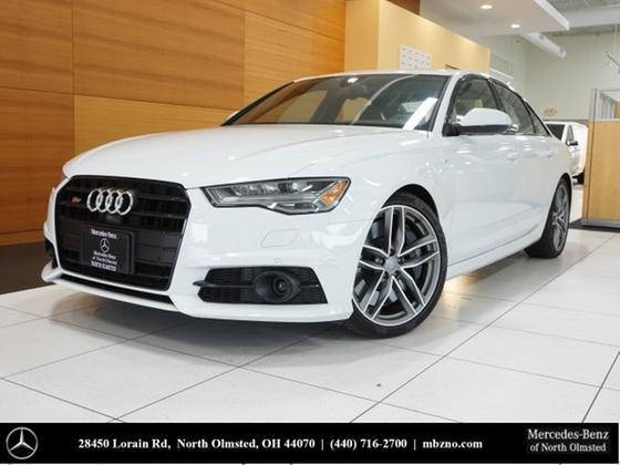 2018 Audi S6 Premium Plus:24 car images available