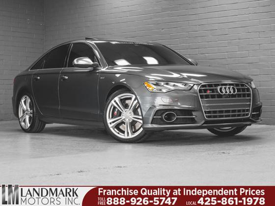 2016 Audi S6 Premium Plus:24 car images available