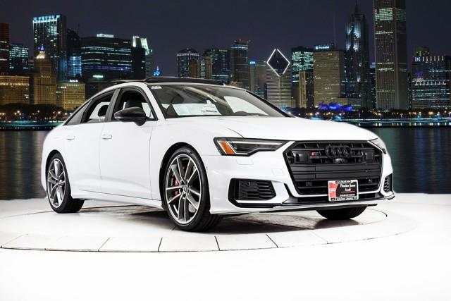 2021 Audi S6 Premium Plus:24 car images available