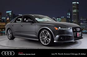 2018 Audi S6 Prestige:24 car images available
