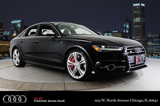 2018 Audi S6 Prestige:24 car images available
