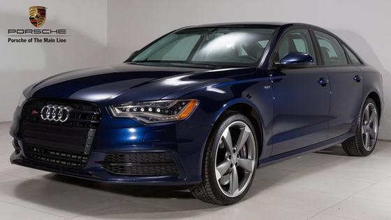 2014 Audi S6 Prestige:24 car images available