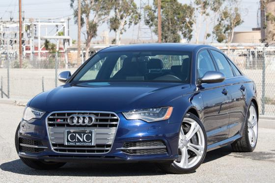 2013 Audi S6 Prestige:24 car images available