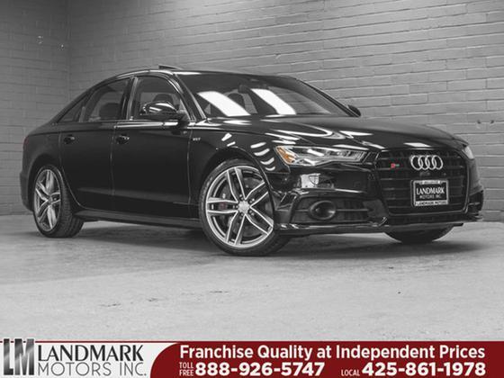2016 Audi S6 Prestige:24 car images available