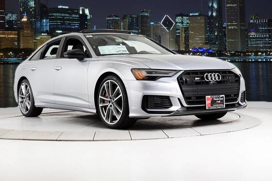 2020 Audi S6 Prestige:24 car images available