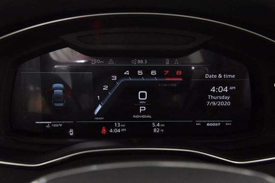 2020 Audi S6 Prestige