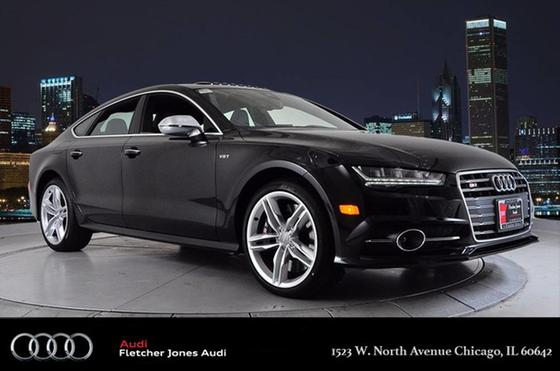 2018 Audi S7 :24 car images available
