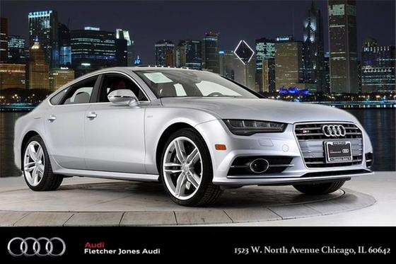 2017 Audi S7 :24 car images available