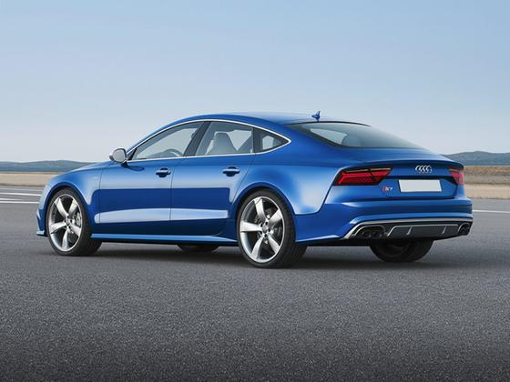 2017 Audi S7  : Car has generic photo