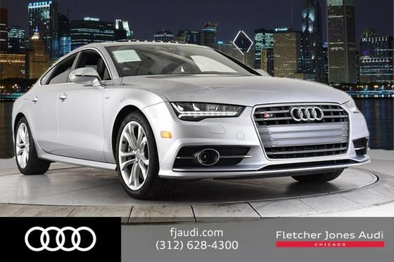 2016 Audi S7 4.0T:24 car images available