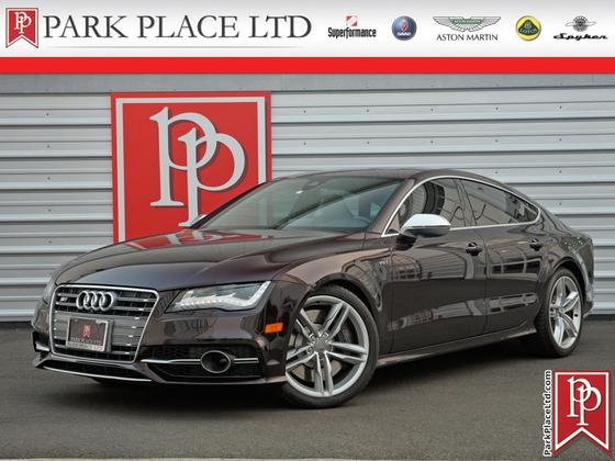 2014 Audi S7 Prestige:24 car images available