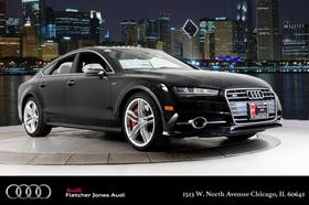 2018 Audi S7 Prestige:24 car images available