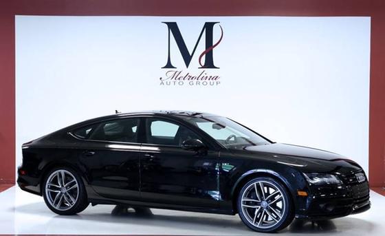 2015 Audi S7 Prestige:24 car images available