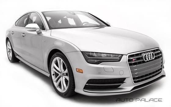 2016 Audi S7 Prestige:24 car images available