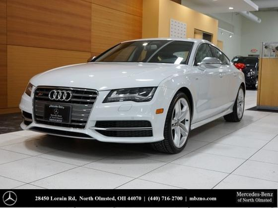 2013 Audi S7 Prestige:24 car images available