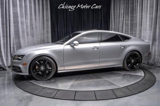 2013 Audi S7 Prestige:24 car images available