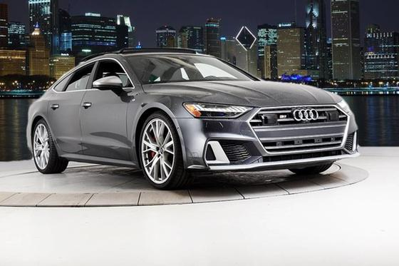 2020 Audi S7 Prestige:24 car images available