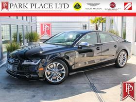 2014 Audi S7 Prestige:24 car images available
