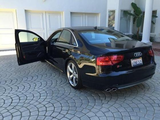 2013 Audi S8 :5 car images available