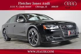 2016 Audi S8 :24 car images available