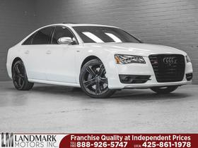 2013 Audi S8 :24 car images available