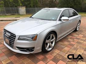 2014 Audi S8 :24 car images available