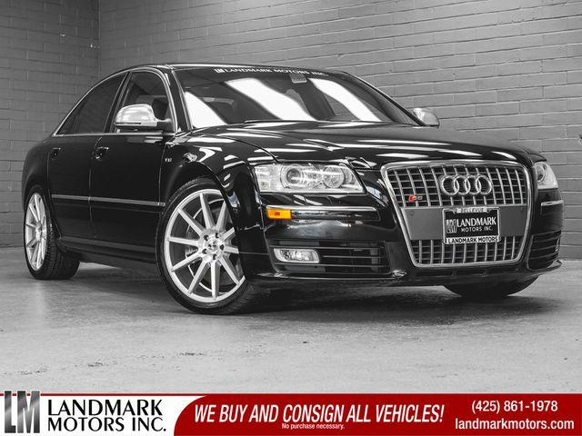 2008 Audi S8 :24 car images available