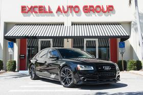 2017 Audi S8 4.0T:24 car images available