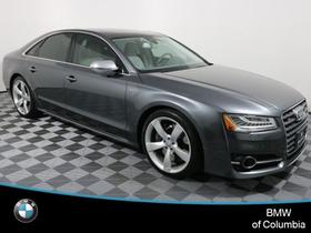 2015 Audi S8 4.0T:24 car images available