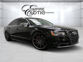 2013 Audi S8 4.0T:24 car images available