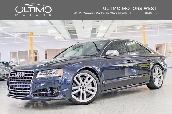 2017 Audi S8 4.0T:6 car images available